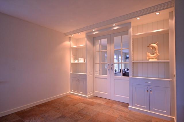 Kamer en suite meubelmakerij mark for Inmeetmal voor deuren
