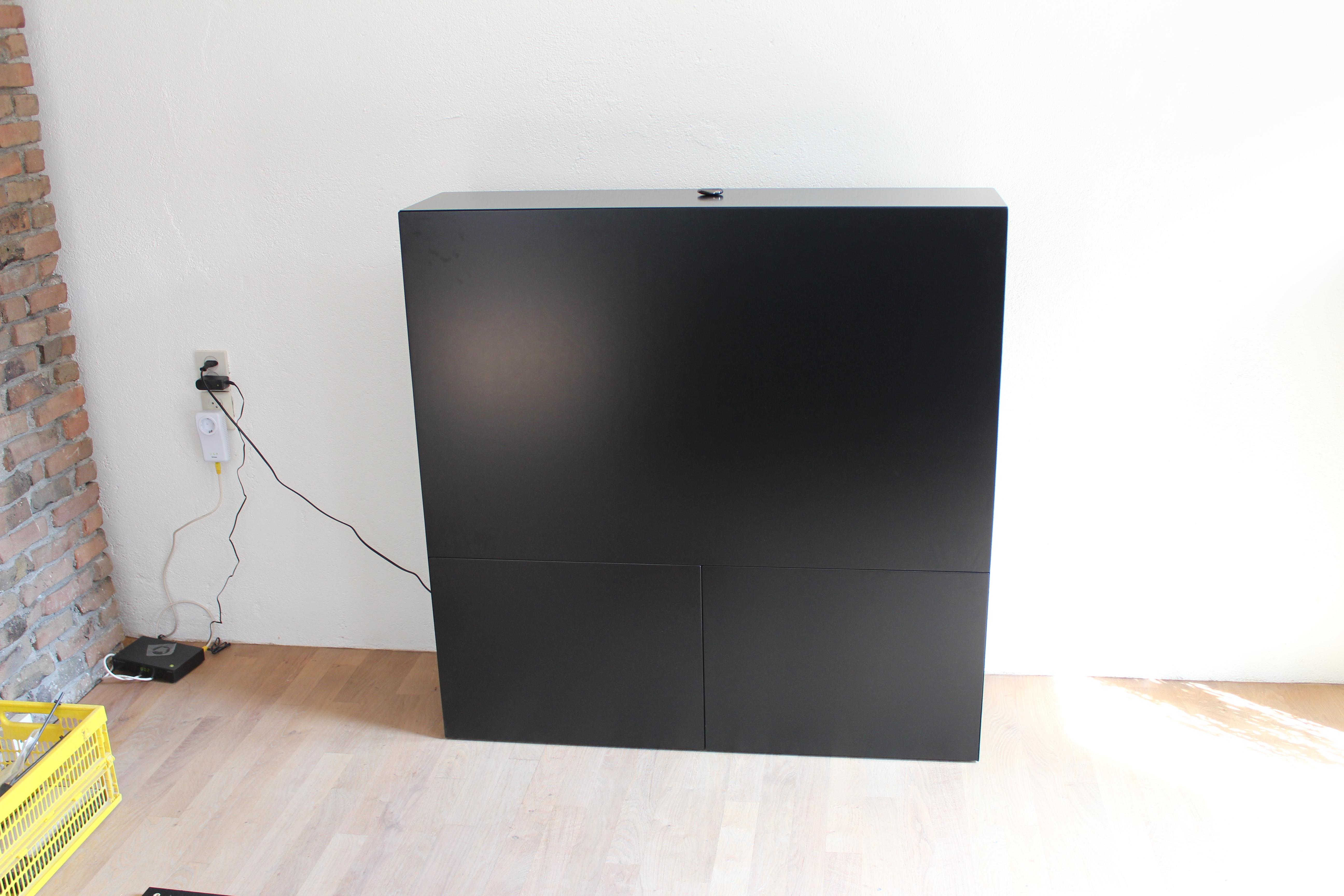 Tv Lift Kast : Tv kast met lift · meubelmakerij mark