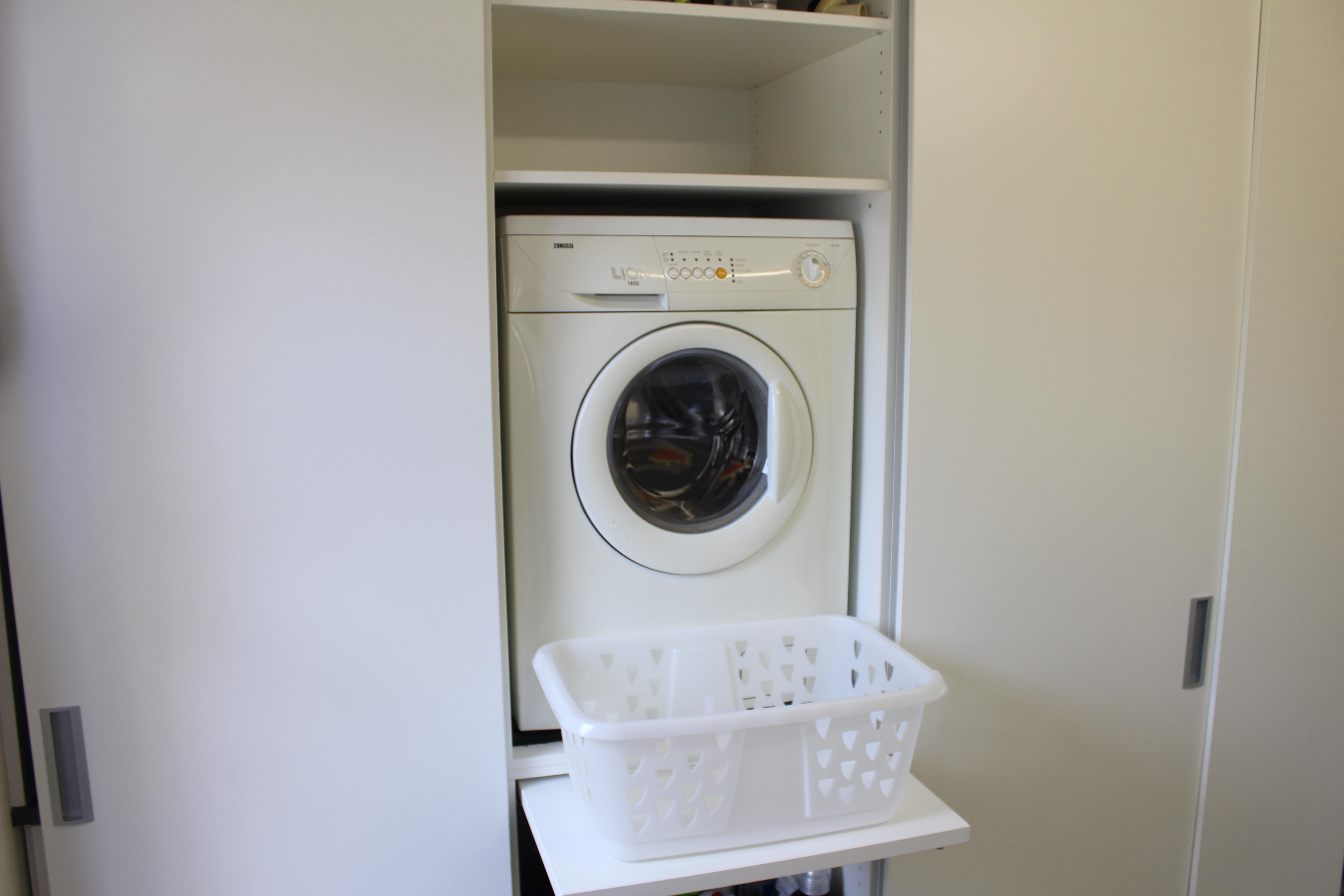 Wasmachine Op Hoogte Meubelmakerij Mark