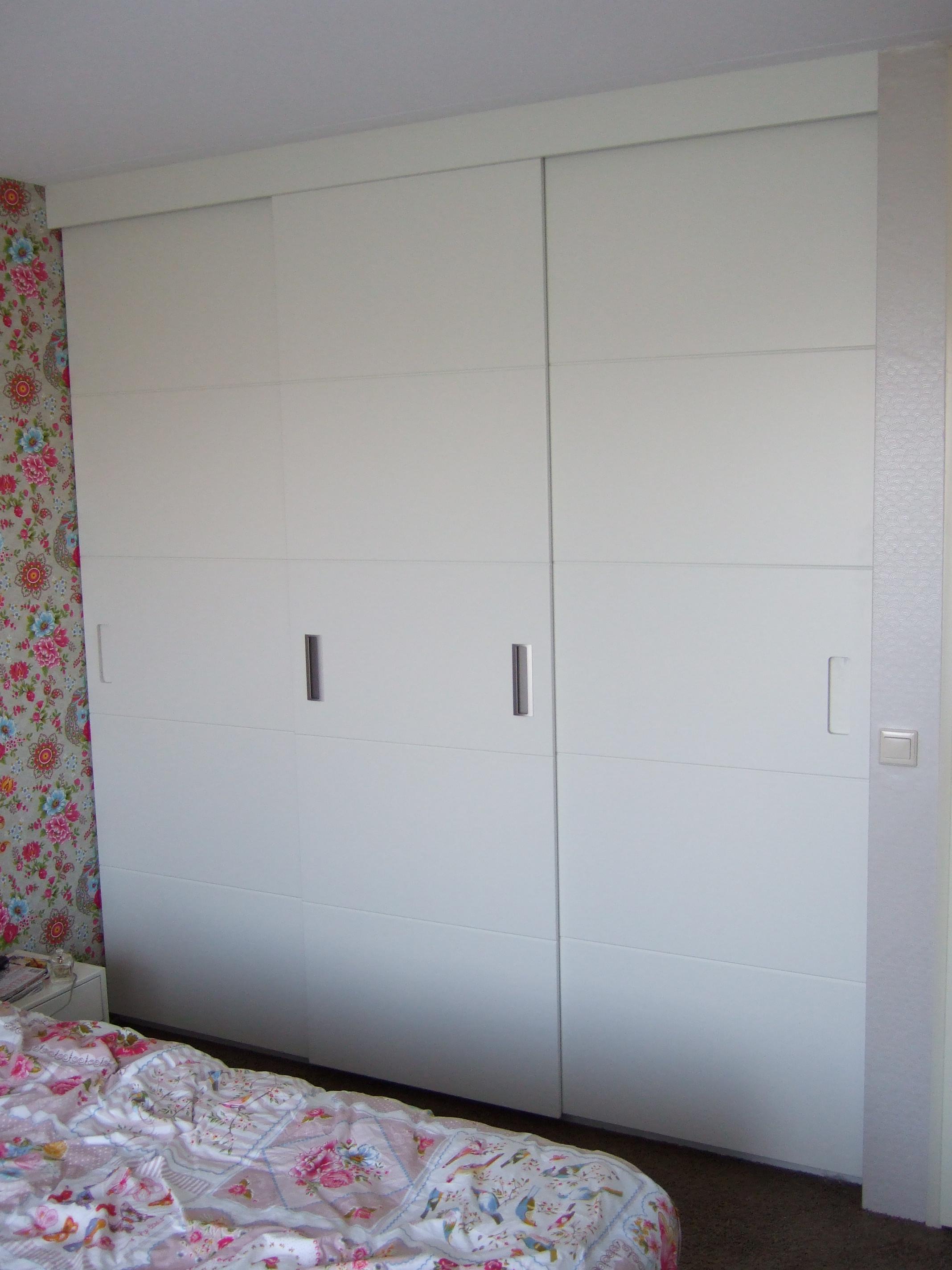 Inbouwkast slaapkamer · meubelmakerij mark